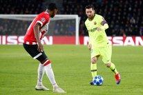 PSV vs Barça