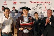 El jugador d'escacs noruec Magnus Carlsen (arxiu)