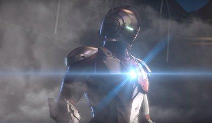 Primer y épico tráiler del Ultraman de Netflix