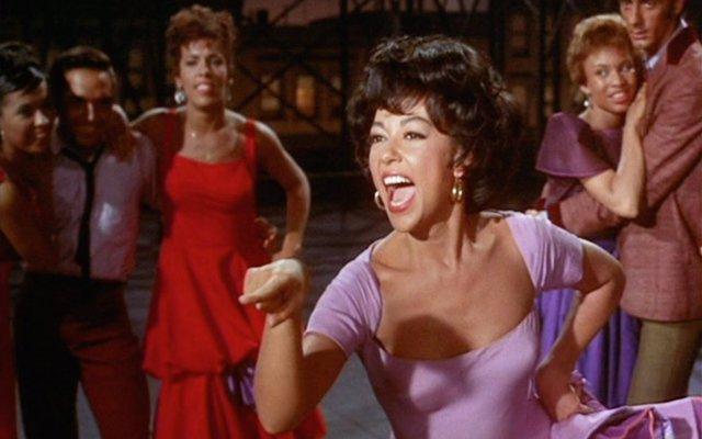 Rita Moreno participará en el remake de 'West Side Story' de Steven Spielberg