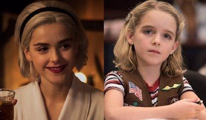McKenna Grace (Capitana Marvel) será Sabrina de niña en el especial de Navidad