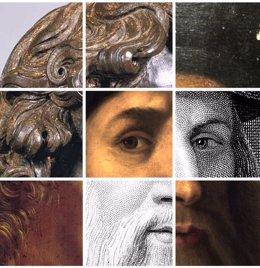 Leonaro Da Vinci, los rotros del genio