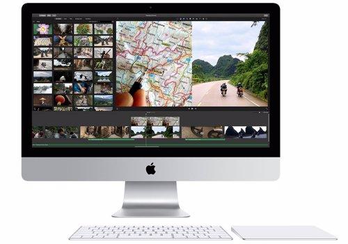 Apple renueva la gama iMac con pantallas retina de 4 y 5K
