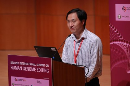 China ordena frenar la edición de genes humanos tras las protestas por los bebés modificados