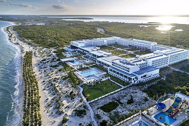 Imagen del nuevo Riu Palace Costa Mujeres