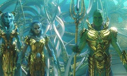 ¿Autocensura en Aquaman para rebajar su calificación por edades?
