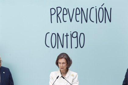 La Fundación Reina Sofía destinará 570.000 euros a investigación contra el Alzheimer en 2019