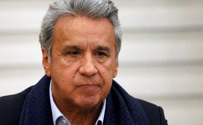 Moreno defiende la independencia judicial ante las investigaciones por corrupción contra su vicepresidenta
