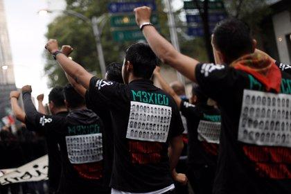 CNDH de México confirma violaciones de DDHH en el caso Ayotzinapa