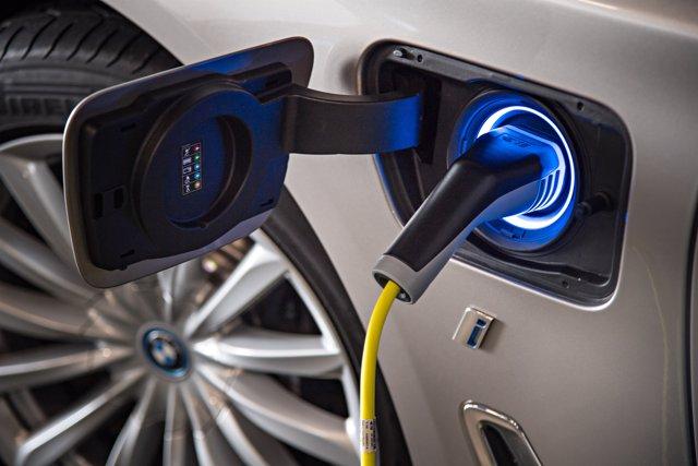 Recurso de vehículo eléctrico de BMW
