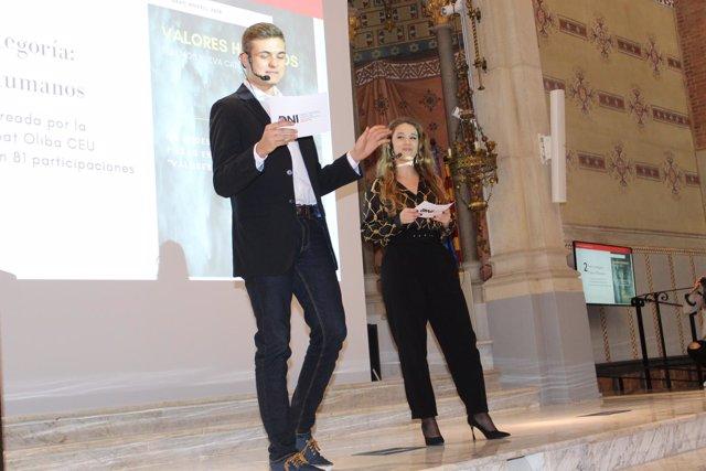 Presentación del XXI Drac Novell Internacional (DNI)