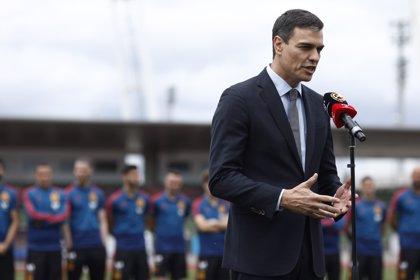 Pedro Sánchez da el visto bueno para que la final de la Copa Libertadores se dispute en el Santiago Bernabéu