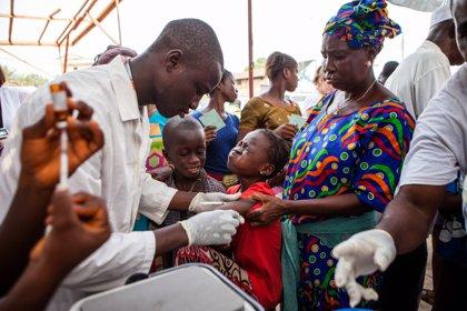 La OMS alerta del aumento de los casos de sarampión a nivel mundial