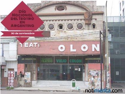 30 de noviembre: ¿por qué se celebra el Día Nacional del Teatro en Argentina?