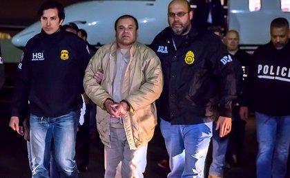 Un testigo asegura que 'El Chapo' pasaba cocaína en menos de una semana