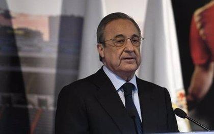 """Alejandro Domínguez, presidente de la CONMEBOL: """"Todo salió de una conversación con Florentino Pérez"""""""
