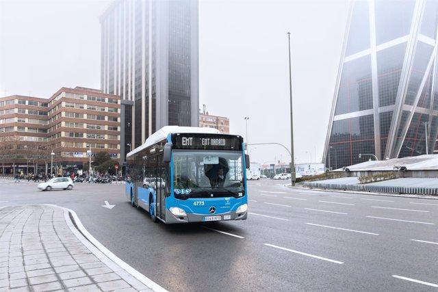 Mercedes-Benz Citaro de la EMT