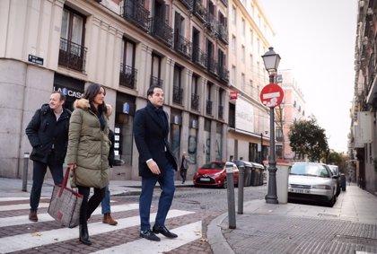 """Aguado y Villacís cargan contra el """"parche no efectivo"""" de Madrid Central, una forma """"miope"""" de ver la capital"""