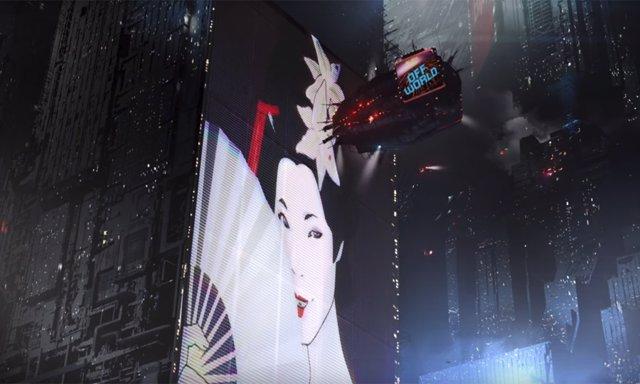 Blade Runner en animación
