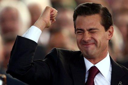 Peña Nieto, seis años marcados por la violencia, la corrupción y las tensiones con EEUU
