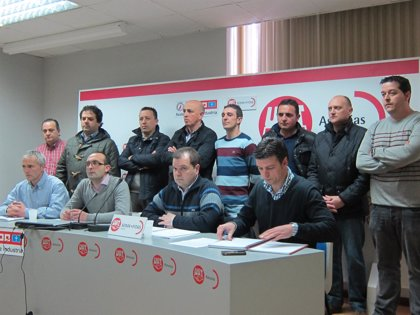 Soma Fitag UGT gana las elecciones sindicales en la compañía estatal Hunosa