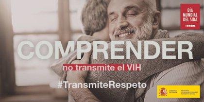 Sanidad lanza una campaña para concienciar contra la no discriminación y el estigma asociado al VIH