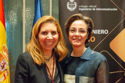 Nuria Oliver (Vodafone), elegida 'Ingeniero del año 2018' por el COIT