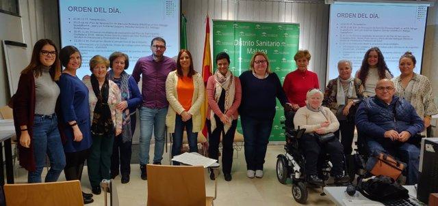 Comisión de Participación Ciudadana Málaga-Guadalhorce