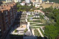 Jardins Menéndez Pelayo de Barcelona