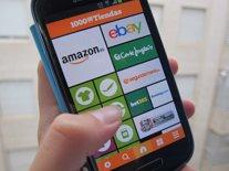 Aplicació Android 1000 botigues compres online