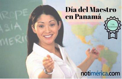 1 de diciembre: Día del Maestro en Panamá, ¿cuál es el motivo de esta celebración?