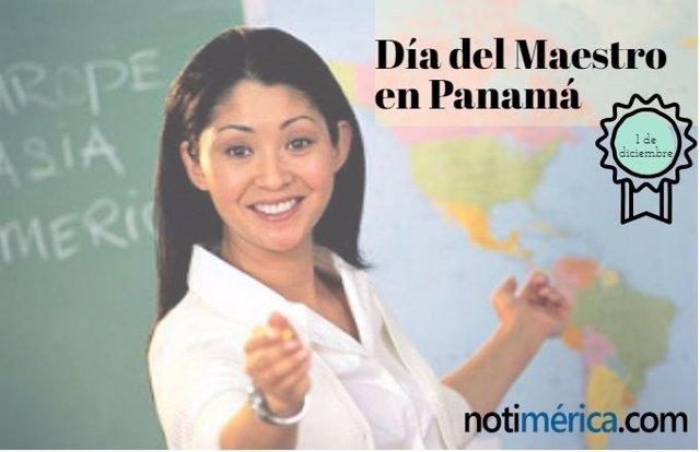 Día del Maestro en Panamá
