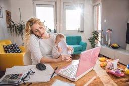 ¿Es posible conciliar? 10 consejos para madres trabajadoras