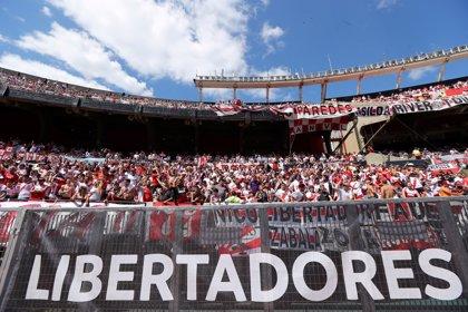 """River Plate """"ratifica su rechazo al cambio de sede"""" de la final de la Copa Libertadores"""