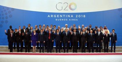"""Los líderes del G20 negociarán """"hasta el último minuto"""" la sección sobre cambio climático"""