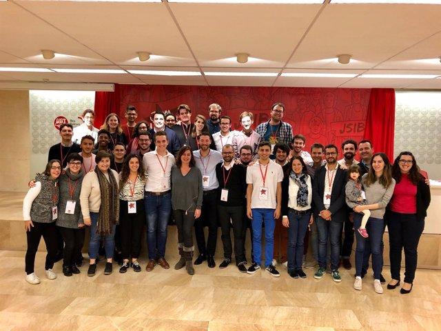 Conferencia Política de JSIB