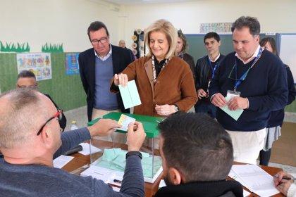 """Báñez (PP) : El 2D es """"un día de esperanza"""" porque los andaluces """"van a cambiar Andalucía a mejor"""""""