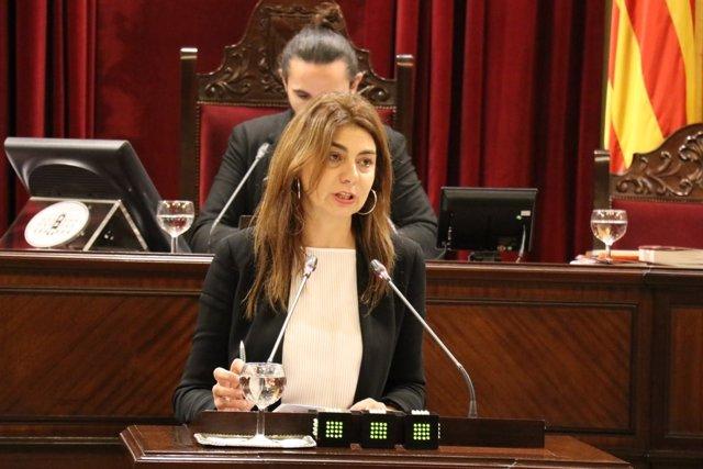 La diputada del PP Sara Ramón