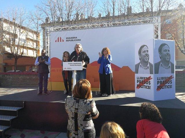 El diputado de ERC Joan Tardá