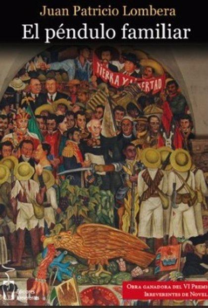 El escritor mexicano Juan Patricio Lombera presenta este martes en Valladolid (España) 'El péndulo familiar'