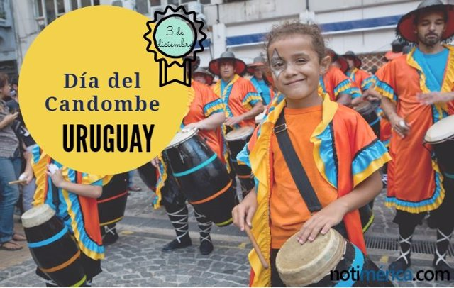 Día del Candombe en Uruguay