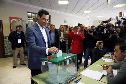 PP-A es la fuerza más votada en cuatro capitales, el PSOE-A en tres y Adelante en Cádiz