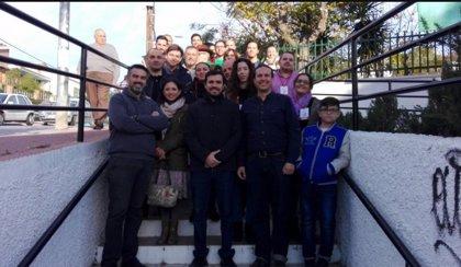 Elecciones andaluzas 2018: Cs gana en Rincón de la Victoria, donde vota Alberto Garzón, con Adelante en cuarto lugar