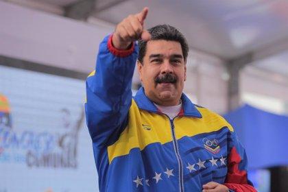 Movimientos sociales celebran la visita de Maduro a México