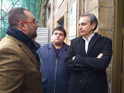 Zapatero asegura que Cs tendrá que reflexionar sobre pactar con Vox y avisa que tanto Moreno como Marín se postulan