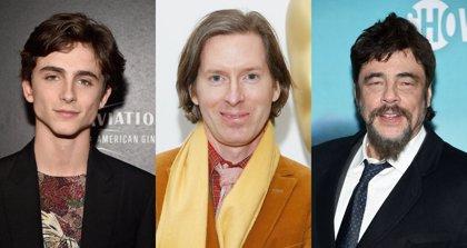 Wes Anderson ficha a Benicio del Toro y a Timothée Chalamet para The French Dispatch, su próxima película