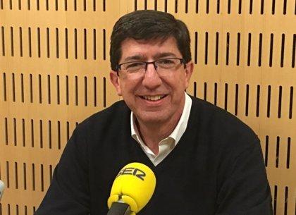 """Marín (Cs) espera llegar a un acuerdo con el PP para liderar el cambio y que """"el PSOE se piense su apoyo"""""""