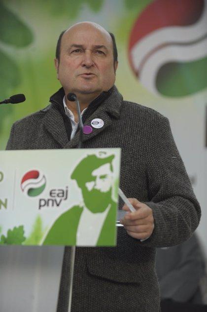 """Ortuzar insta a  """"trabajar"""" la mayoría que dio la presidencia a Sánchez, tras los resultados en Andalucía"""
