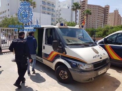 Detenida una pareja que hacía 'cundas' hasta Son Banya por un delito de tentativa de robo con violencia y amenazas