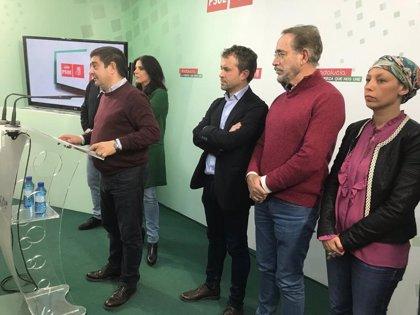 """Reyes destaca que Jaén ha dado el """"mayor respaldo al PSOE"""" y señala """"obligación de frenar a la ultraderecha"""""""